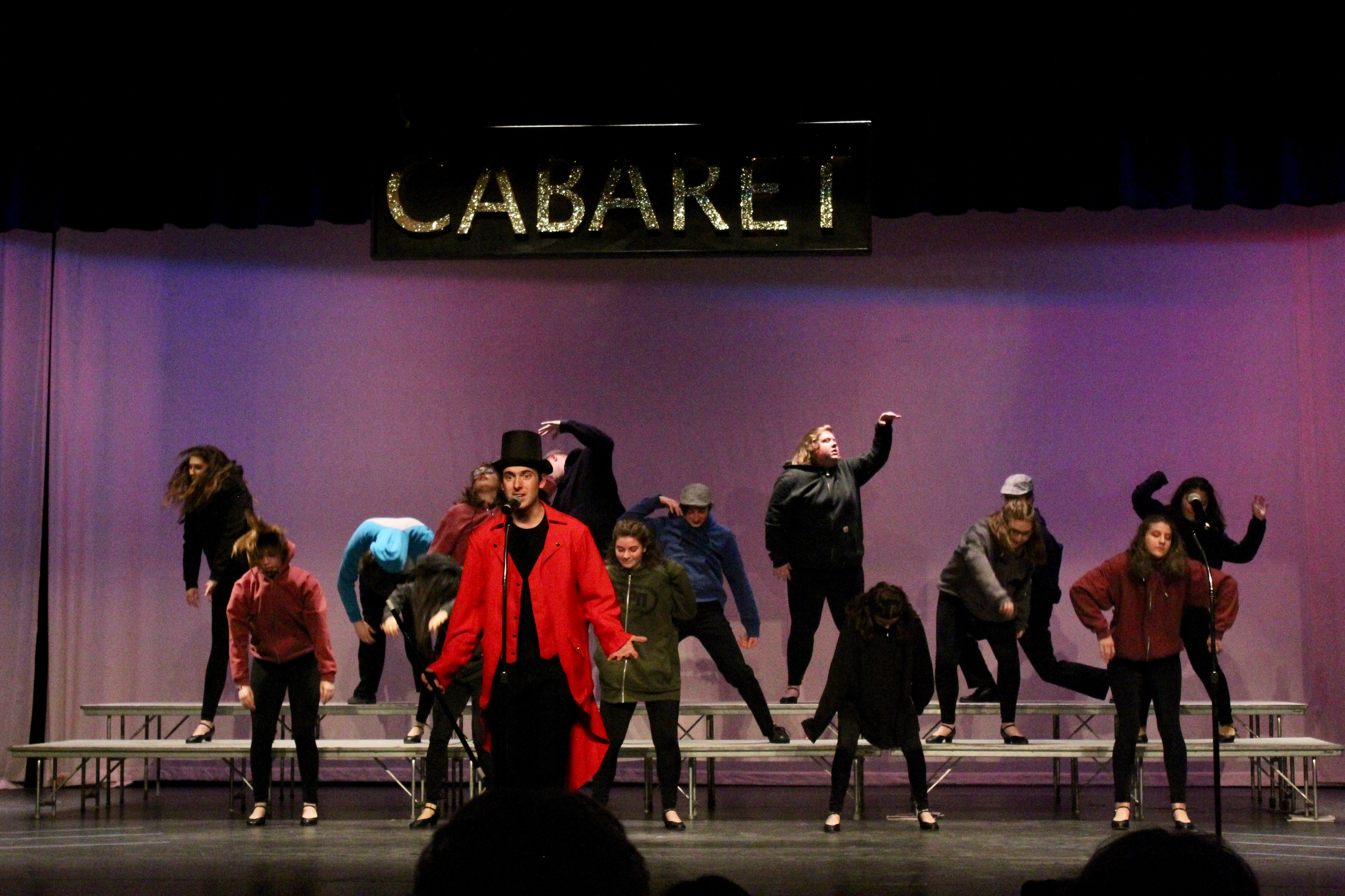 """Cabaret"" in this week's Photo Gallery"