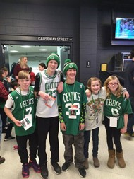 Boston Celtics game