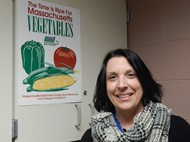 Nutritionist at School-Based Health Center (photo)