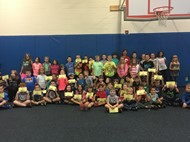 Chester ES students rewarded for summer reading
