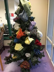 """Mitten Tree ""at Chester ES"