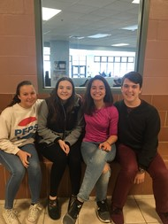 Gateway students selected for WMASS Sr. District Festival