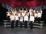 Choir photo (2015)