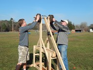 Trebuchet at Gateway
