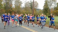 Fundraisers like the Homecoming 5K keep the Education Foundation going!