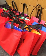 United Way bags