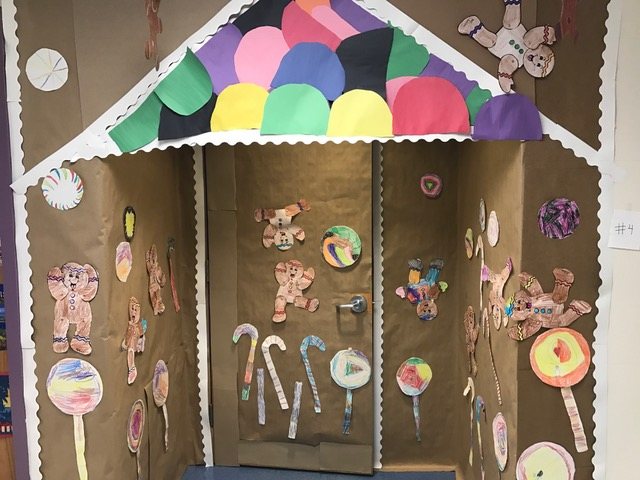 Door Decorating Contest 2016