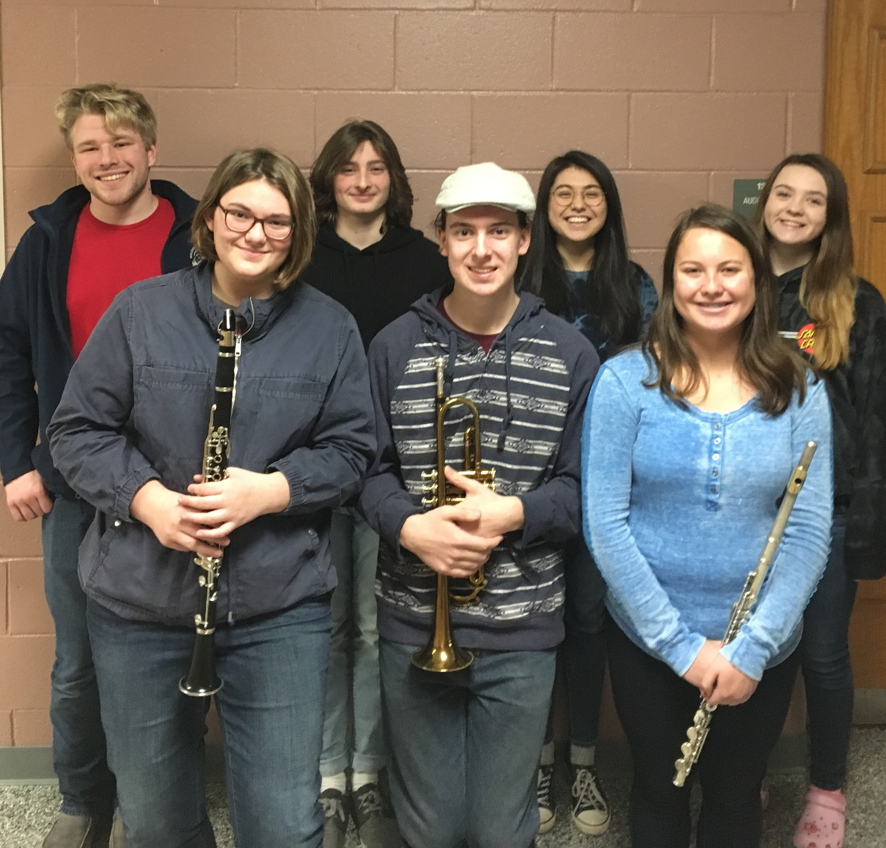 HS students selected for WMASS Music Festival